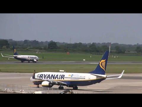 euronews (in Italiano): Ryanair fa offerta non vincolante per Alitalia - economy
