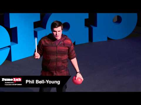 Plasma: the fourth state of matter - Phil Bell-Young (FameLab 2014 UK Final)