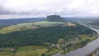 Der Lilienstein (Sächsische Schweiz)