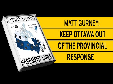 Keep Ottawa out of the provincial response