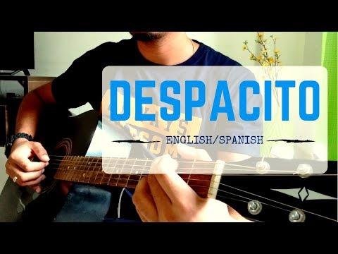 Despacito (Guitar Cover   Chords)   Luis Fonsi ft. Daddy Yankee   Justin Bieber
