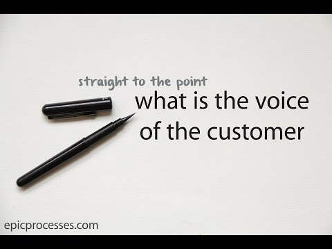 Voice Of The Customer Tools