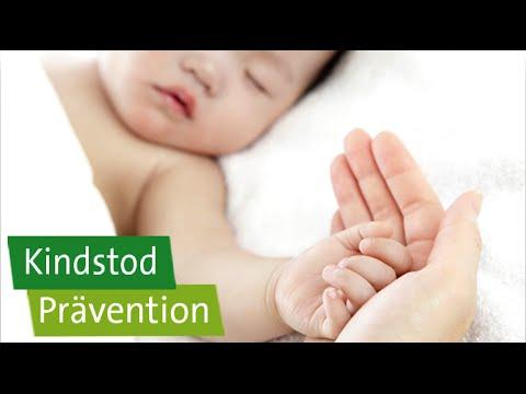 Plötzlicher Kindstod – Präventionsmaßnahmen