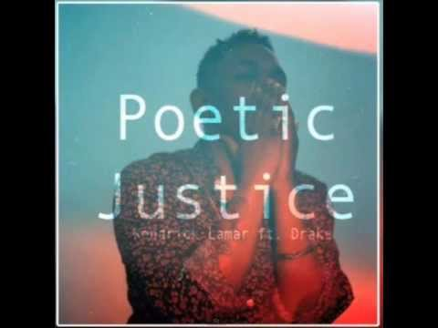 Kendrick Lamar - Poetic Justice Instrumental (sample)