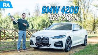 BMW 420d G22 (2021). Série 4 Diesel, sim ou não?