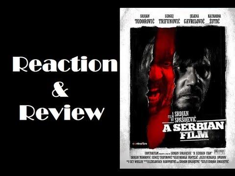 """A Serbian Film"" Reaction & Review"