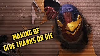 """Making of """"Give Thanks or Die"""" Music Video - Psychostick"""