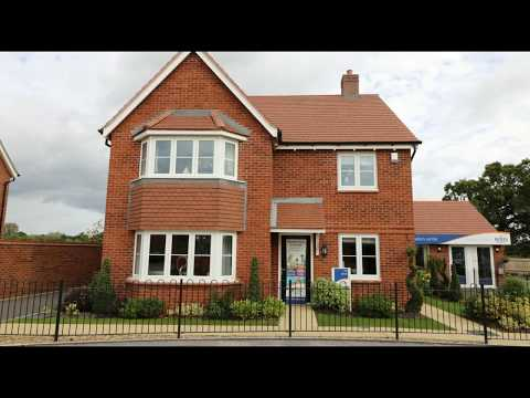 Bovis Homes  - The Oxford @ Honeyvale Gardens, Moulton, Cheshire by Showhomesonline