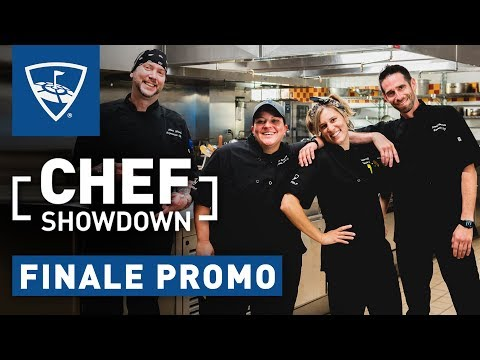 Chef Showdown | Season 1: Finale Promo | Topgolf