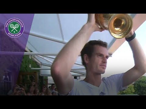Wimbledon 2017 - Golden moments from The Championships