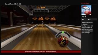 Brunswick pro bowling ps4 easy strikes