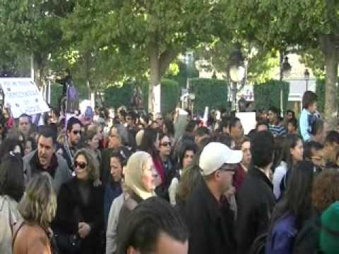Des milliers de Tunisiens manifestent pour le respects des droits de la Femmede YouTube · Durée:  1 minutes 23 secondes