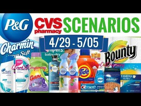 CVS P&G Breakdowns (4/29-5/05) Get Ready!