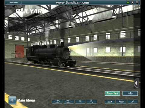 Trainz 12 Whistlez Episode 1