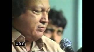 Ho Karam Ki Nazar - Ustad Nusrat Fateh Ali Khan - OSA Official HD Video