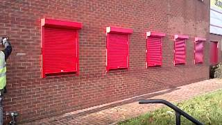 Electric Roller Shutters Leeds West Yorkshire