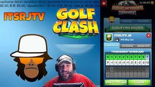 Golf Clash Great Outdoors Qualifying Mini