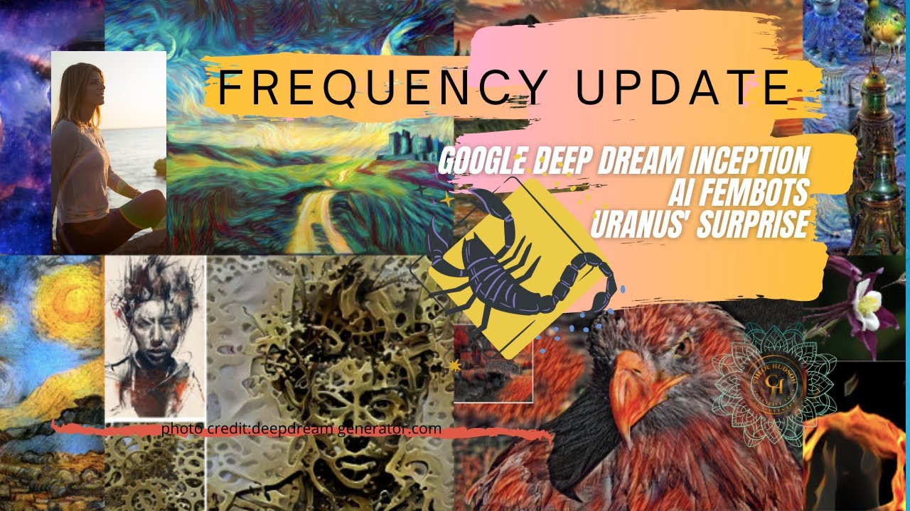 Google Deep Dream. Inception. Uranus' Surprise. A.I. Succubutts
