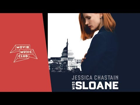 Max Richter - A Question of Adrenaline (From Miss Sloane Soundtrack)