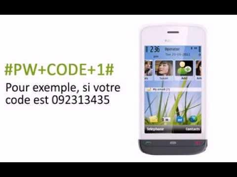 Comment Deblocage Telephone Portable Nokia C5