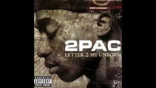 2Pac - Temptations For My Unborn Child. (Rik C)