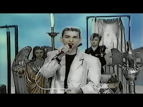 Depeche Mode - Master And Servant    [HD]