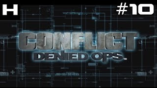 Conflict Denied Ops Walkthrough Part 10 [PC]