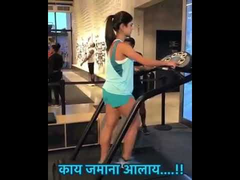 Awesome virtual reality treadmill exerciser must watch gym workouts weight loss