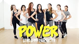 Power by Little Mix | Live Love Party™ x Under Armour | Zumba® | Dance Fitness