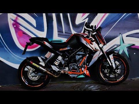 KTM DUKE 125 BIKEPORN | Veoxys_official