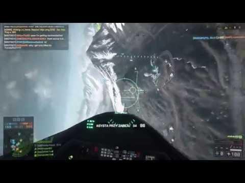 Battlefield 4 - Air Superiority J-20 vs F-35 (Altai Range: 64-17)