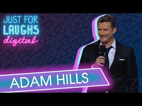 Adam Hills – The Dutch Are Nicer Than Canadians