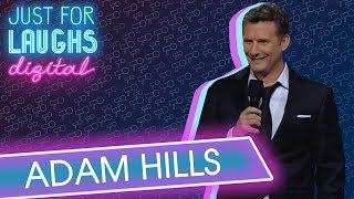 Adam Hills - The Dutch Are Nicer Than Canadians