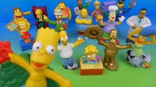 2007 THE SIMPSONS MOVIE SET OF 16 BURGER KING KID'S MEAL TOY'S VIDEO REVIEW(SUBSCRIBE TO FASTFOODTOYREVIEWS: http://bit.ly/SUBFFTR Get Your BBTS Exclusives and collectibles Here; ..., 2015-04-25T05:18:04.000Z)