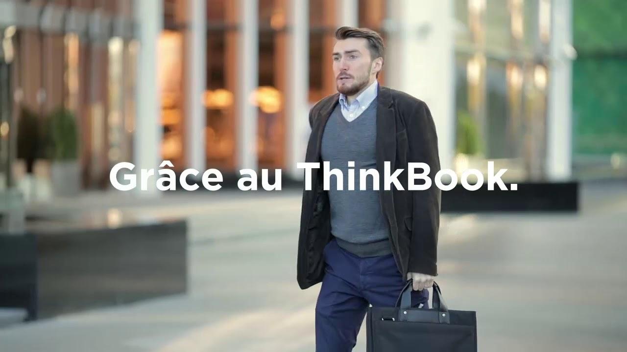 Lenovo - Gagner avec le ThinkBook