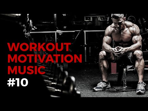Workout Motivation Music 2018 - Hardcore GYM Music #10