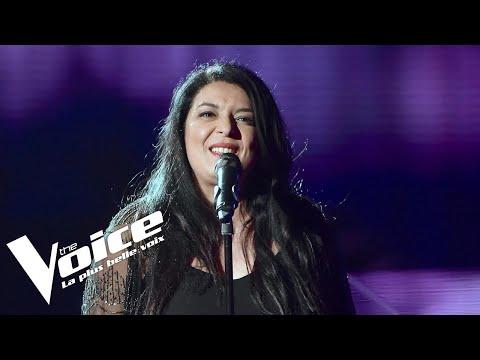 Véronique Sanson (Pour me comprendre) | Assia | The Voice France 2018 | Auditions Finales