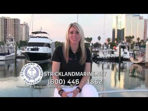 Strickland Marine Insurance Commercial