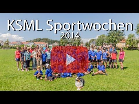 KSML Sportwochen