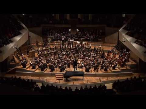 Kristjan Jarvi: Philharmonie Berlin,  Baltic Sea Youth Philharmonic