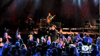 U2News - Sunday Bloody Sunday - Bono & Edge - A Decade of Difference Concert
