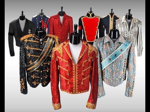 Michael Jackson - Outfits