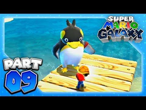 Super Mario Galaxy - Part 9 - Swimming Bowl!