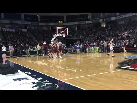 Caribou High School Wins Class B North Title -- Final Play