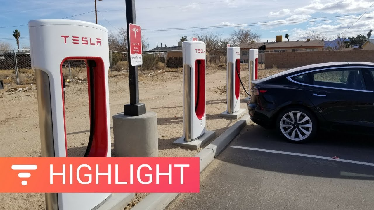 Tesla Supercharger Network Could Double in Next 12 Months [highlight]