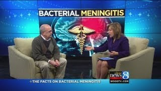 The facts about bacterial meningitis