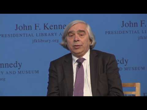 A Conversation with Ernest Moniz