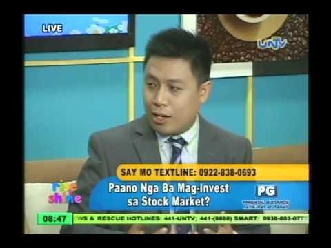 Paano Nga Ba Mag Invest sa Stock Market