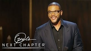 """Why Tyler Perry Says, """"I'm Not Supposed to Be Alive"""" 