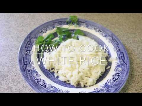 Flavored White Rice Recipe